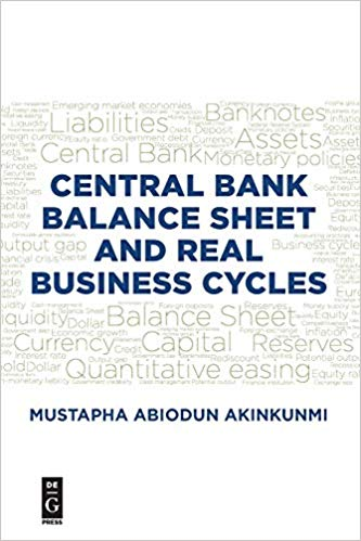 Central Bank balance sheet and real business cycles. 9781547416677