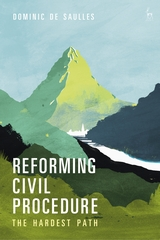 Reforming civil procedure
