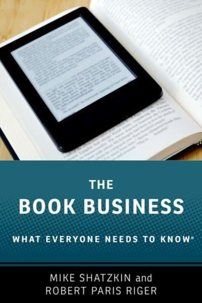 The book business. 9780190628048