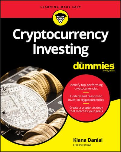 Cryptocurrency investing for dummies. 9781119533030