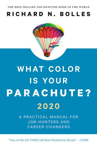 What color is your parachute?. 9781984856562