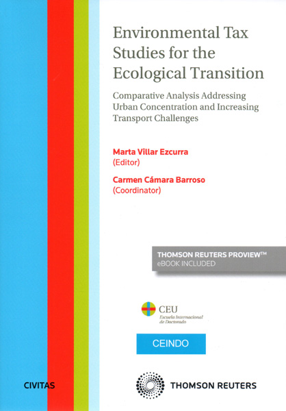 Environmental tax studies for the ecological transition. 9788491977018