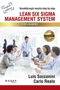 Lean Six Sigma management system. 9788417903190
