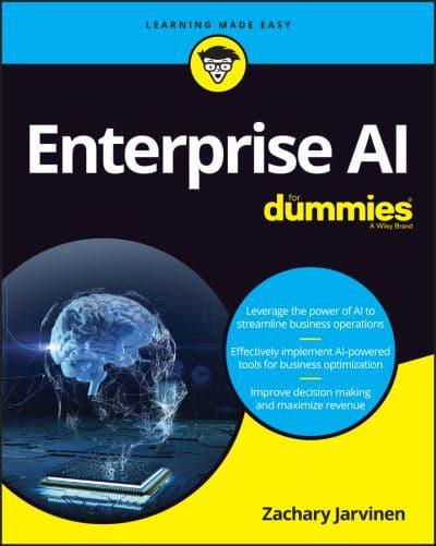 Enterprise AI for dummies. 9781119696292