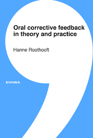 Oral corrective feedback in theory and practice. 9788431335403