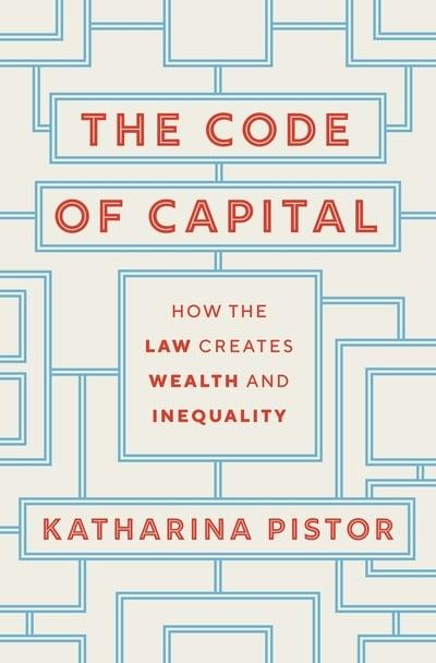 The code of capital. 9780691208602