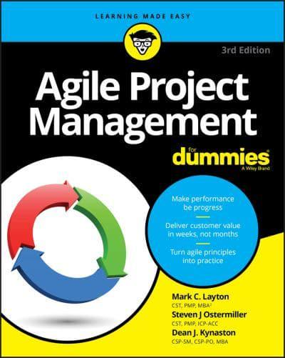 Agile project management for Dummies. 9781119676997