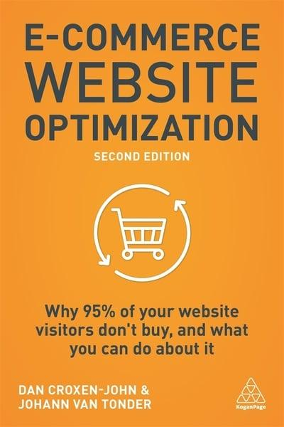 E-Commerce website optimization. 9781789664423