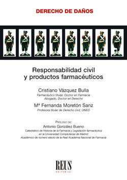 Responsabilidad civil y productos farmacéuticos. 9788429023794