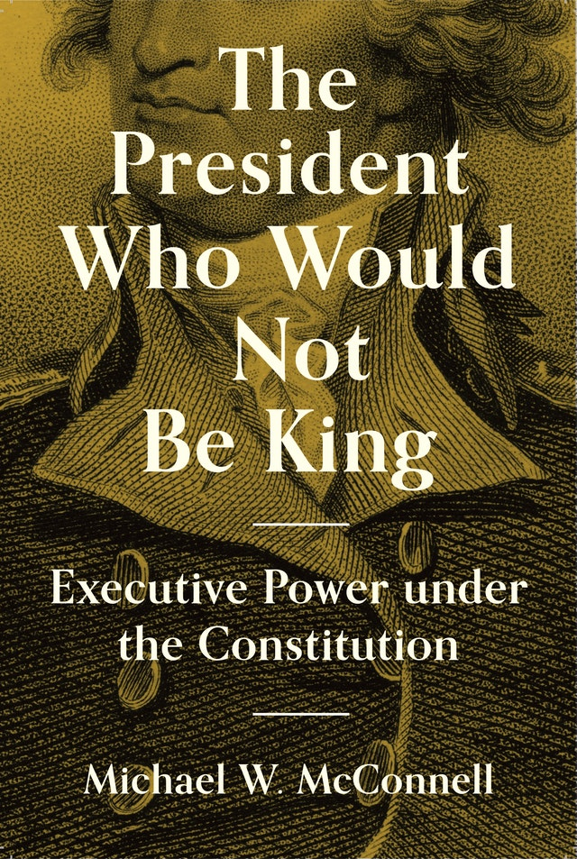 The president who would not be king. 9780691207520