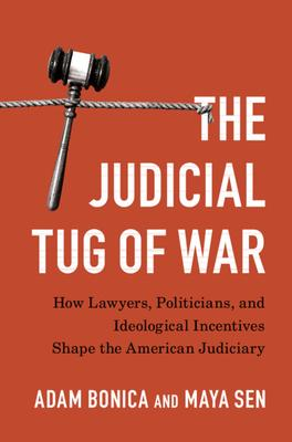 The judicial tug of war. 9781108841368