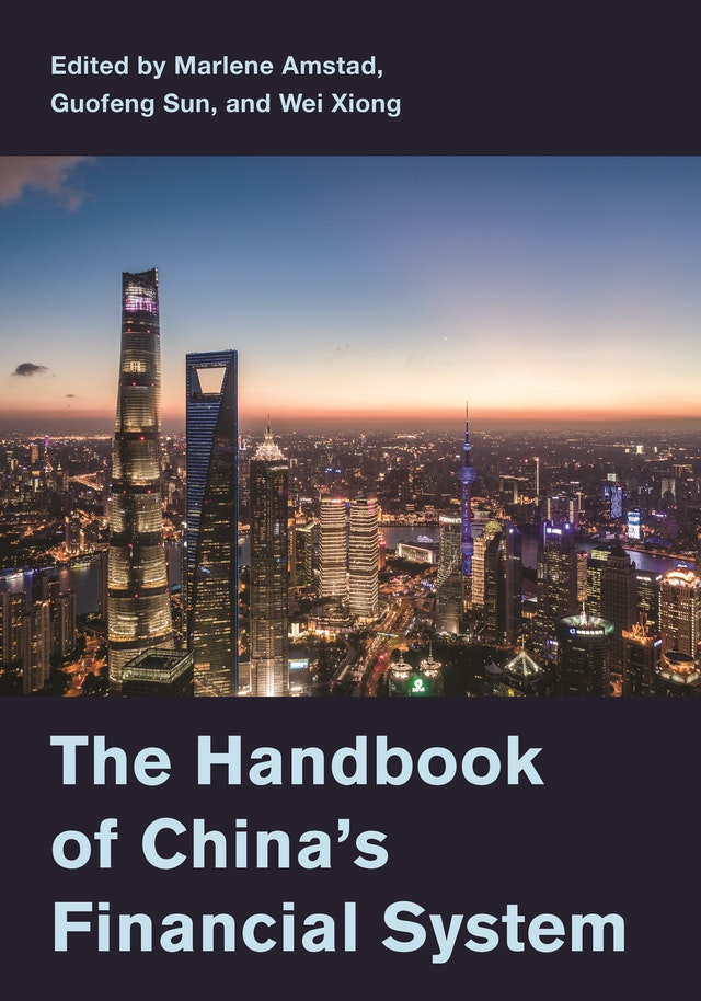 The Handbook of China's Financial System. 9780691205731