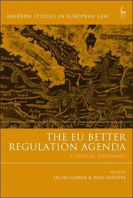 The EU Better Regulation Agenda. 9781509941131