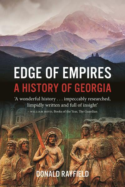 Edge of empires. 9781789140590