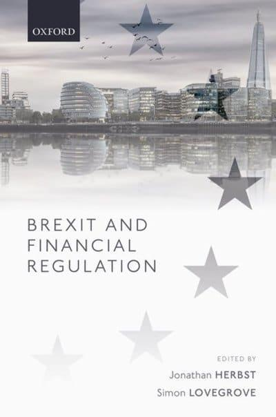 Brexit and financial regulation. 9780198840794