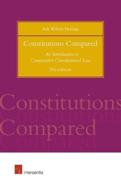 Constitutions compared. 9781780688831