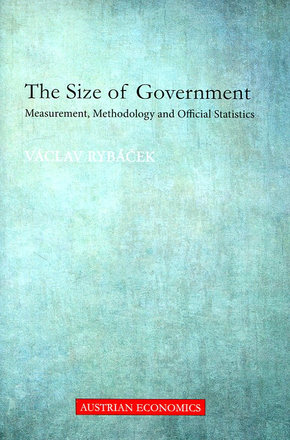 The size of government. 9781788210102