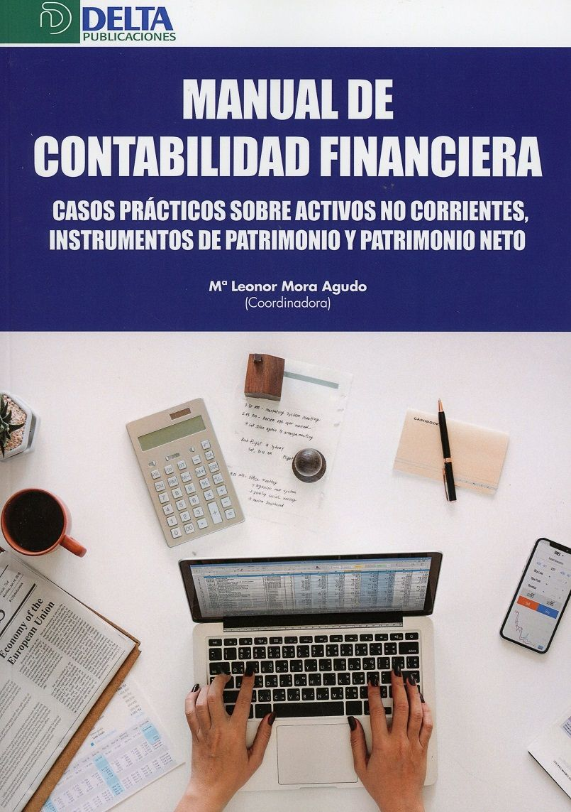 Manual de Contabilidad Financiera. 9788485699308