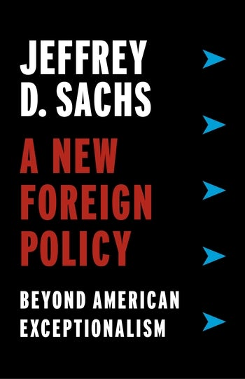 A new foreign policy. 9780231188494
