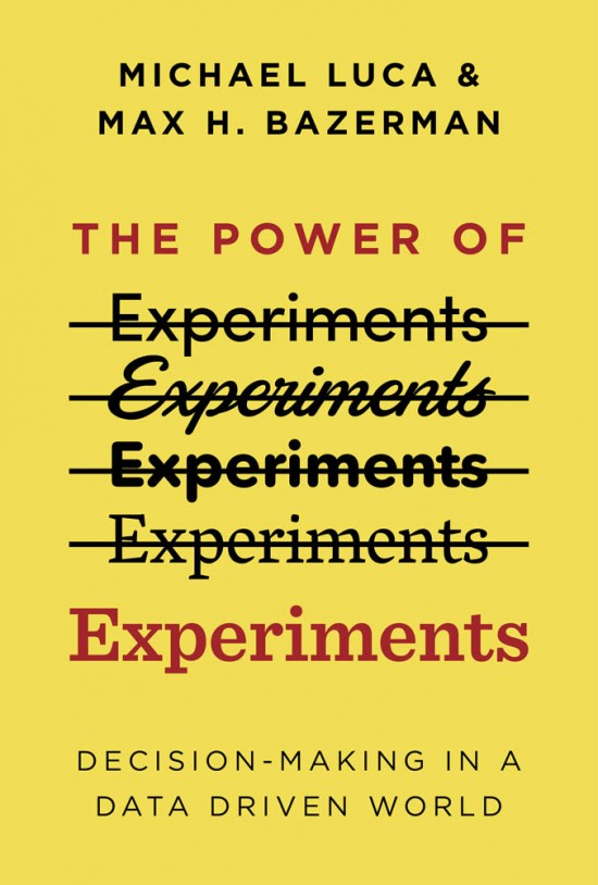 The power of experiments. 9780262043878