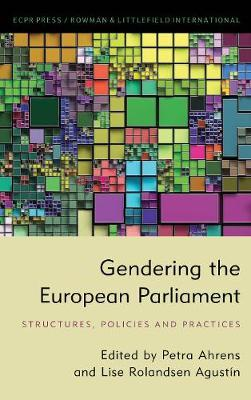 Gendering the European Parliament. 9781785523083