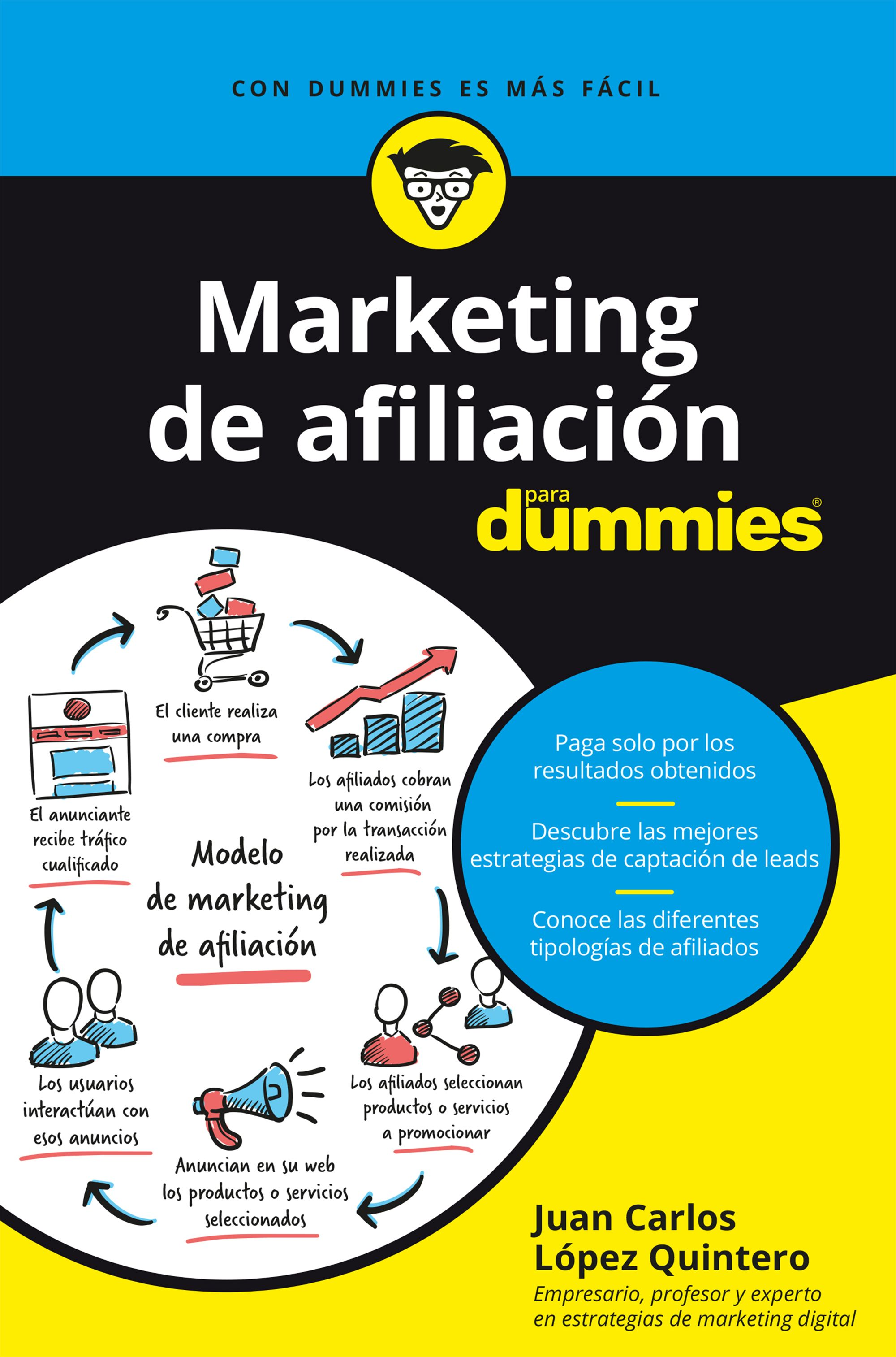 Marketing de afiliación para dummies. 9788432906183