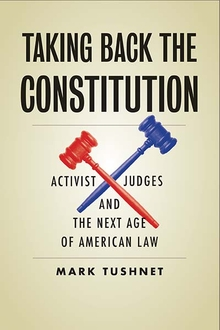 Taking back the Constitution. 9780300245981