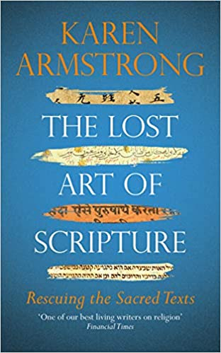 The lost art of scripture. 9781784705329