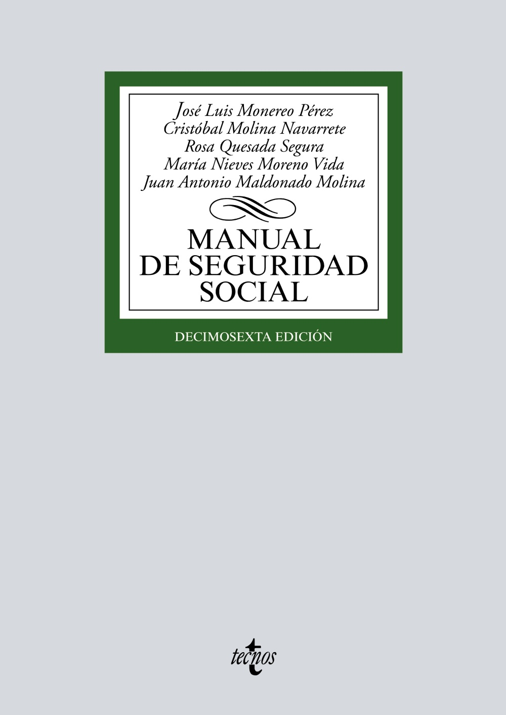 Manual de Seguridad Social