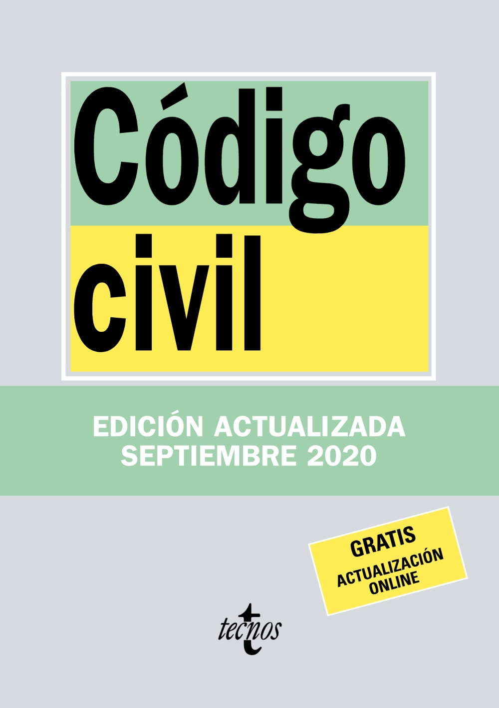 Código Civil. 9788430980017