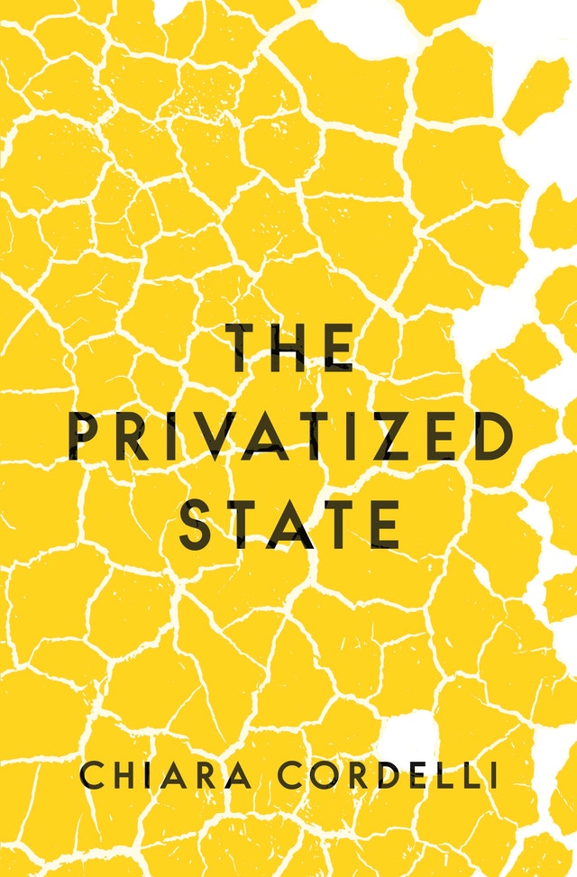 The privatized state. 9780691205755