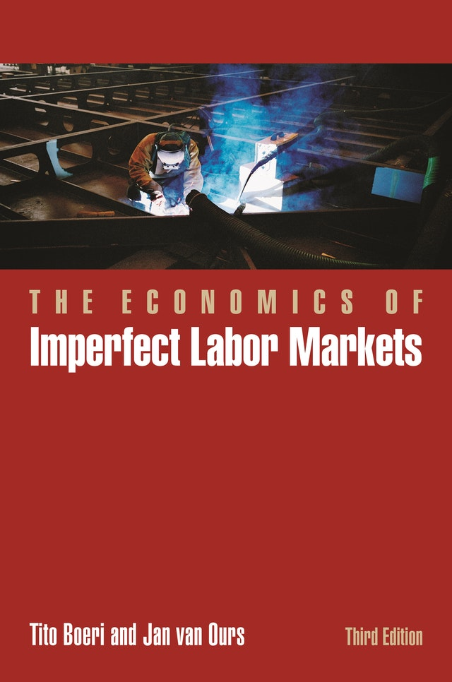 The economics of imperfect labor markets. 9780691206363