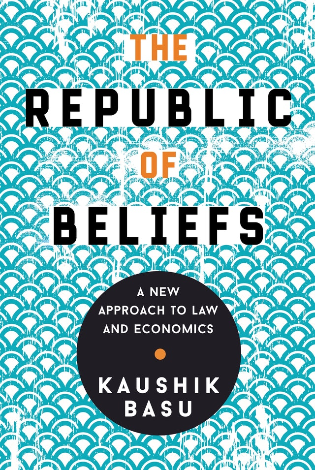The republic of beliefs. 9780691210049