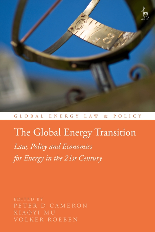 The global energy transition. 9781509932481