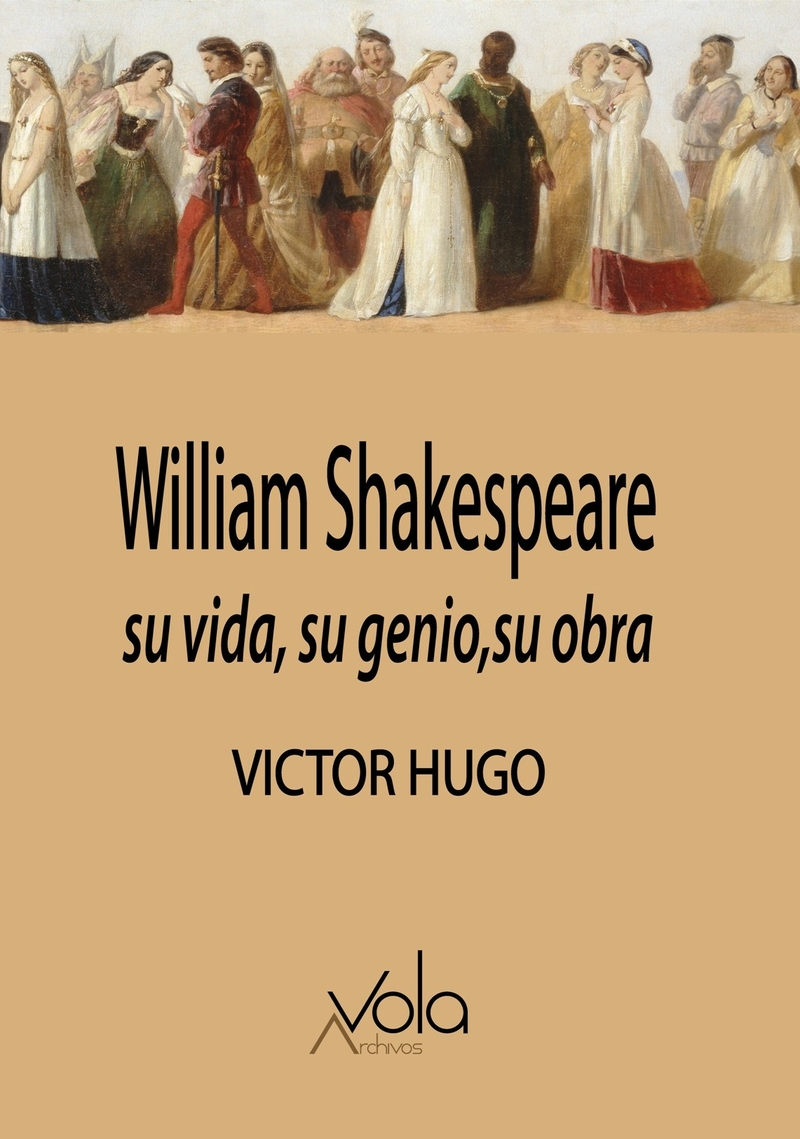 William Shakespeare. 9788412301427