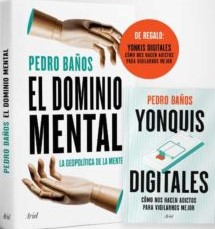 PACK El dominio mental + Yonquis digitales. 8432715131311