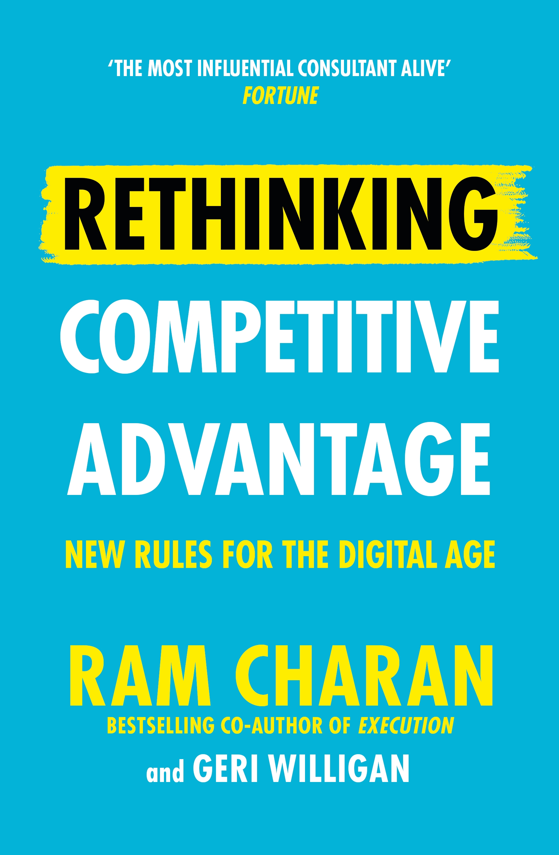 Rethinking competitive advantage. 9781847943477