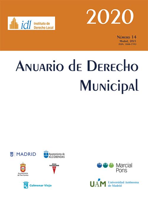 Anuario de Derecho Municipal